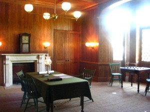 President Lincoln's Cottage Library, 2008