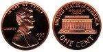 """Lincoln Memorial Penny"""