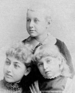 Robert Lincoln's kids