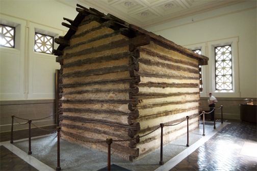 Lincoln Log Cabin ~ Remembering lincoln s birthplace president